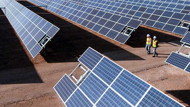 Harnessing Sun Power For a sustainable tomorrow