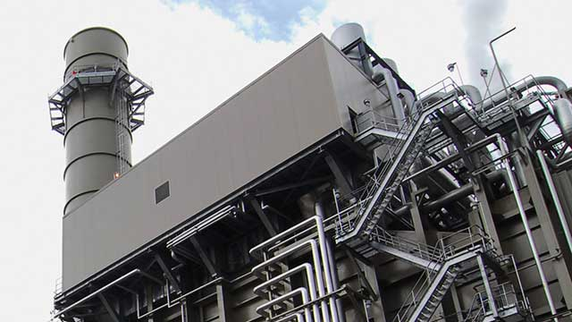 Innovative Facility Named One of the Top Combustion Turbine Plants in the World