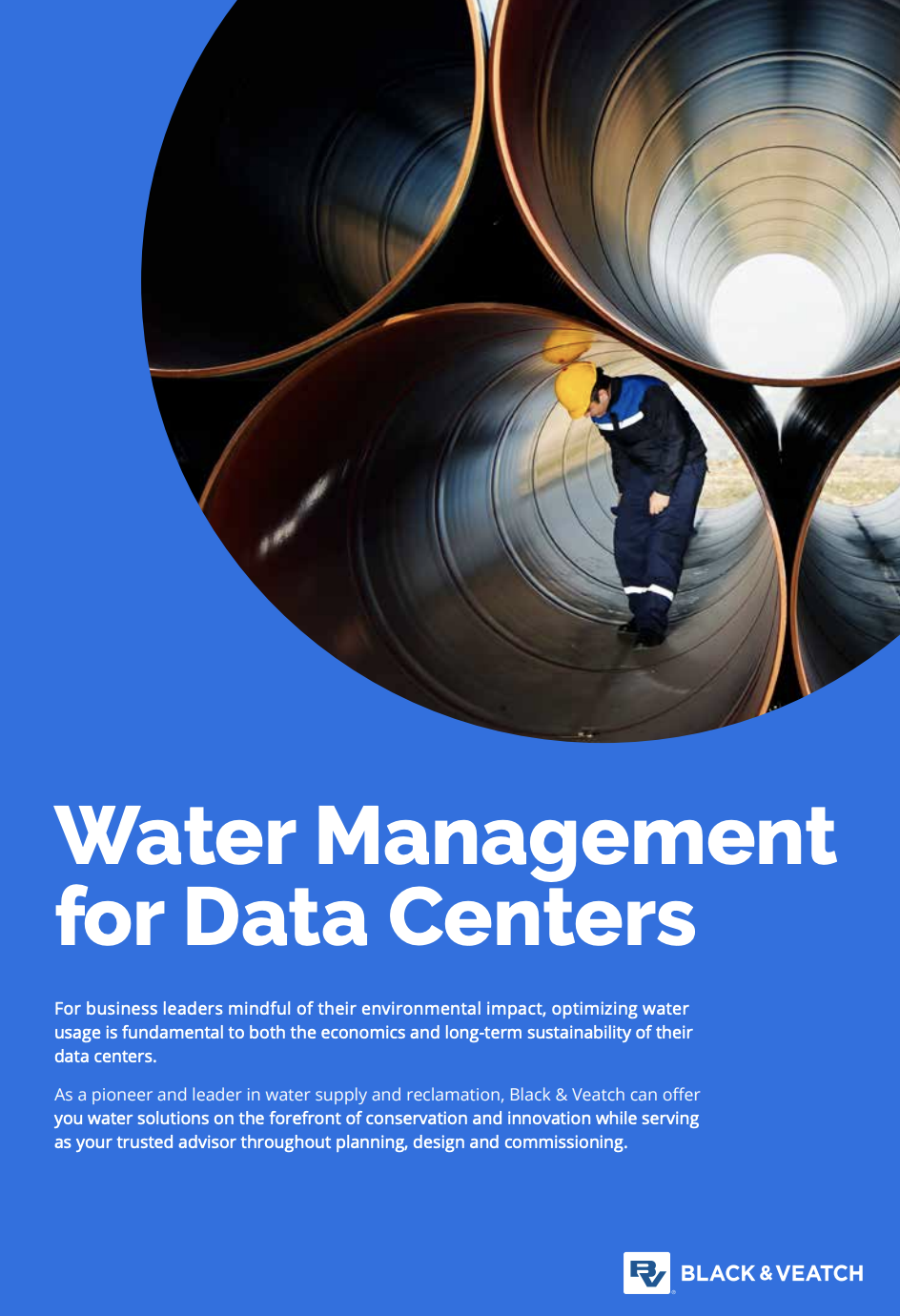 Water Management for Data Centers
