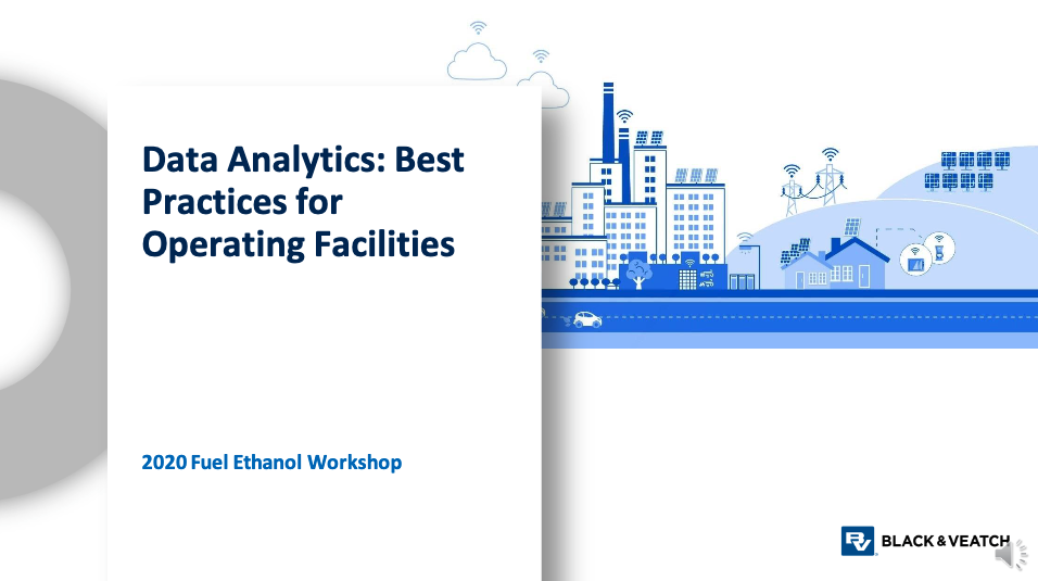 Data Analytics: Best Practices for Operating Facilities