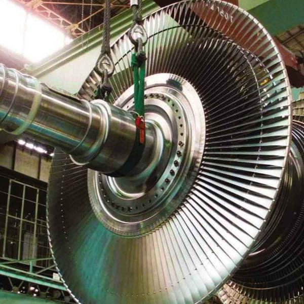 Fossil Fuel P30Turbine