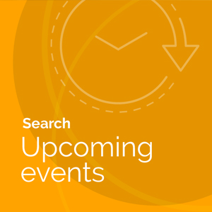 Search Upcoming Events