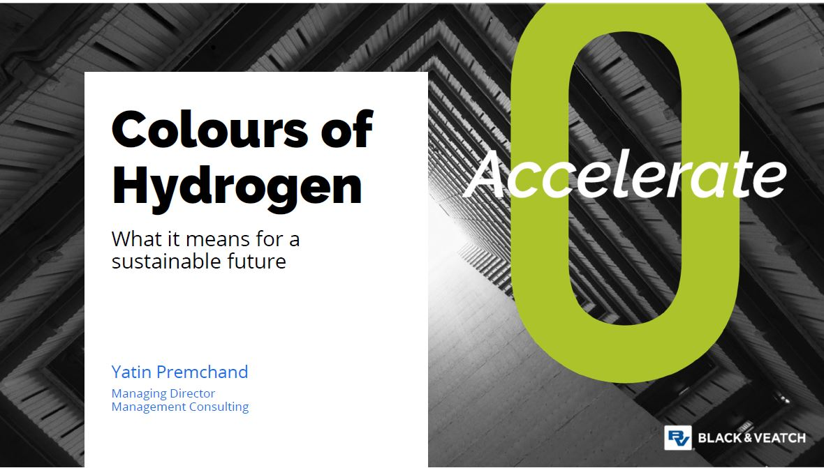 The Many Colours of Hydrogen: Applications in Asia Pacific