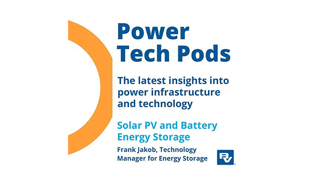 Solar PV and Battery Energy Storage Podcast teaser image