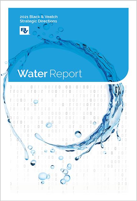 2021 Strategic Directions: Water Report download teaser image