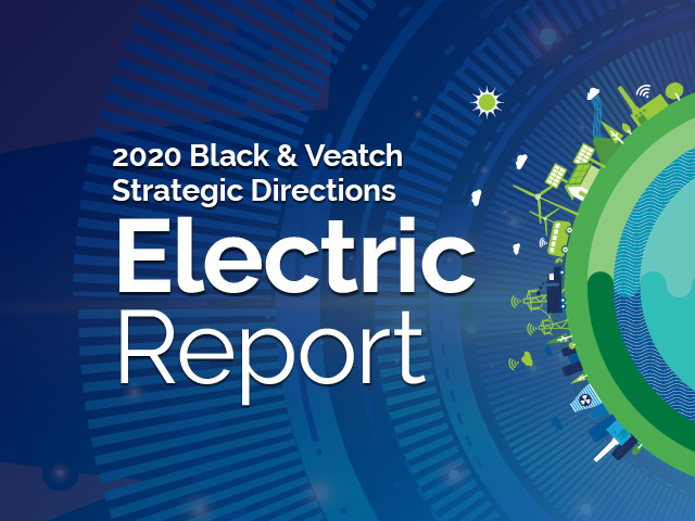 2020 Strategic Directions: Electric Report