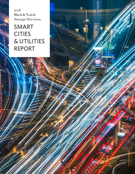 2018 Strategic Directions: Smart Cities & Utilities Report