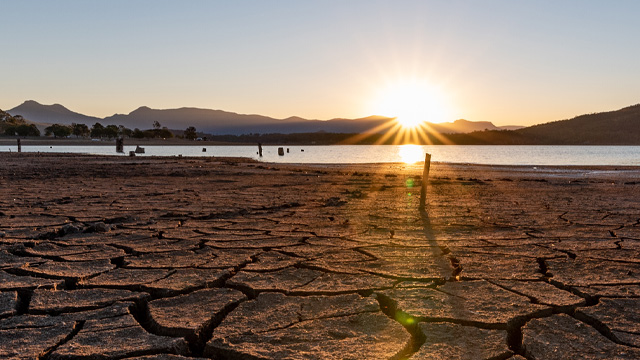 Addressing Resilience and the Scramble for Water