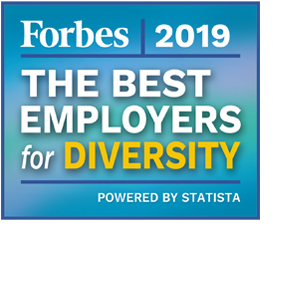 Forbes Best Employers for Diversity