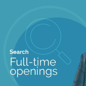 Search Full-Time Openings
