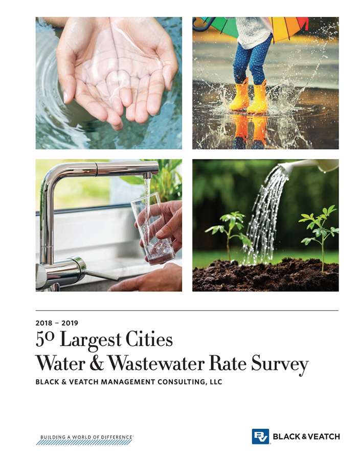 Water & Wastewater Rate Survey