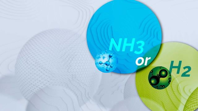 Ammonia: Fuel vs. Hydrogen Carriers