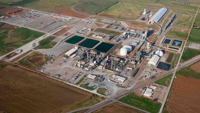 Enid Ammonia Plant Expansion Projects