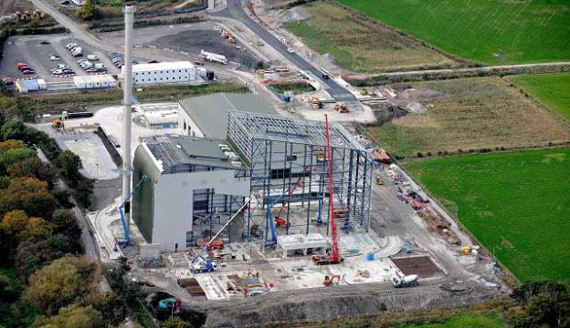 Waste-to-energy project supports UK decarbonisation strategy