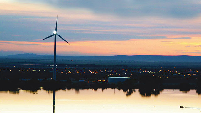 Making Wind Farms More Productive