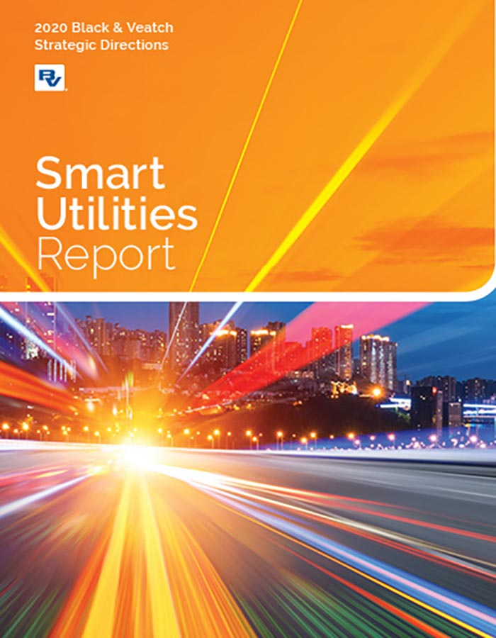 2020 Strategic Directions: Smart Utilities Report