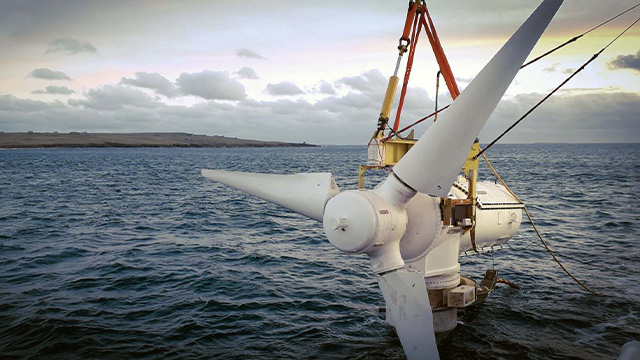 Maturation of tidal energy perspective teaser image