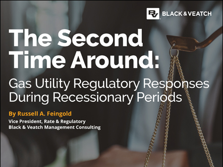 The Second Time Around: Gas Utility Regulatory Responses during Recessionary Periods ​​​​​​​