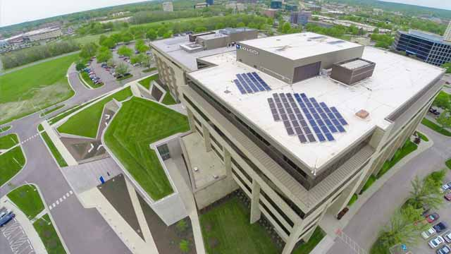 Microgrid with Energy Storage System Promotes Reliability and Sustainability