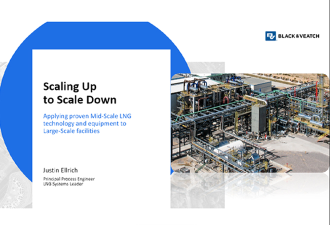 Scaling Up to Scale Down