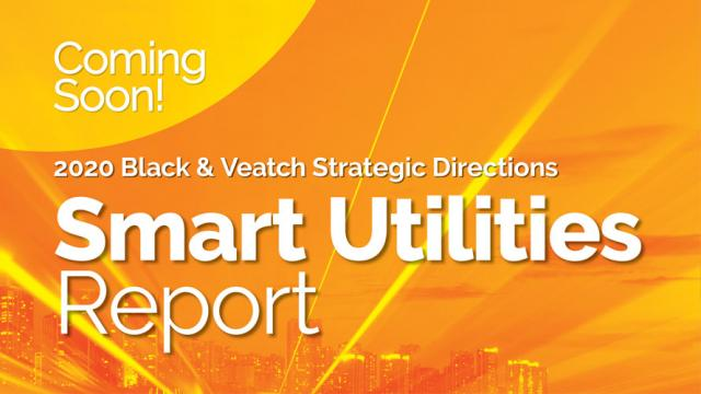2020 Strategic Directions Smart Utilities Report