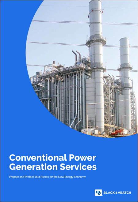 Conventional Power Generation Services
