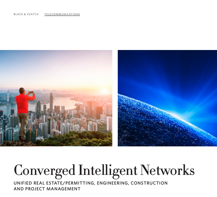 Converged Intelligent Networks