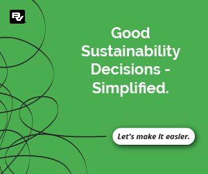 good sustainability simplified
