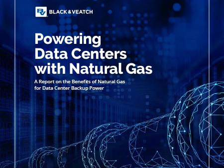 Powering Data Centers with Natural Gas