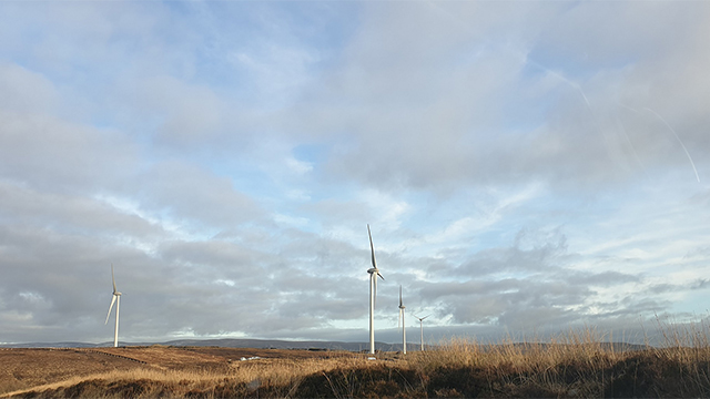 Technical Due Diligence Helps Bring Multi-Site Wind Farm Project to Financial Close
