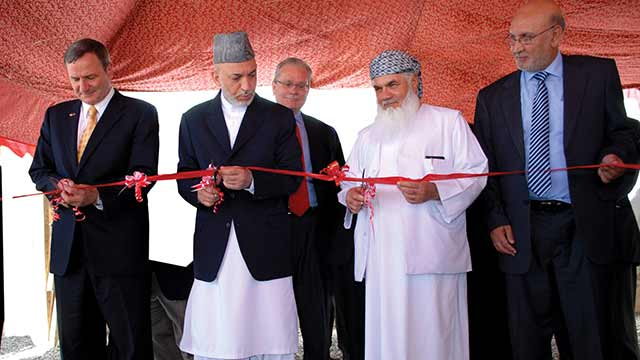 The Tarakhil Power Plant is Improving the Lives of the Afghan People by Providing Reliable Electricity and Skills Transfer